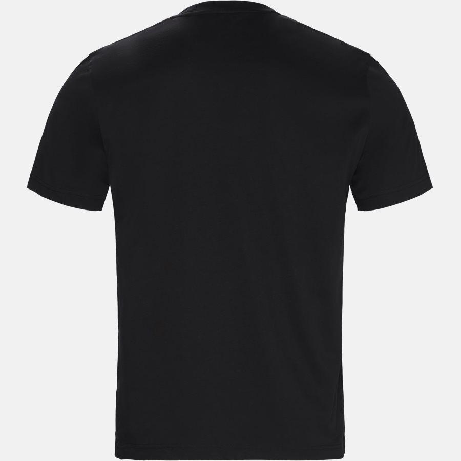 XJT 267 - T-shirts - Regular fit - BLACK - 2