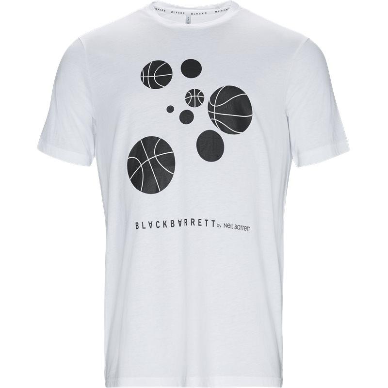 Billede af BLACKBARRETT Regular fit XJT 261 T-shirts White