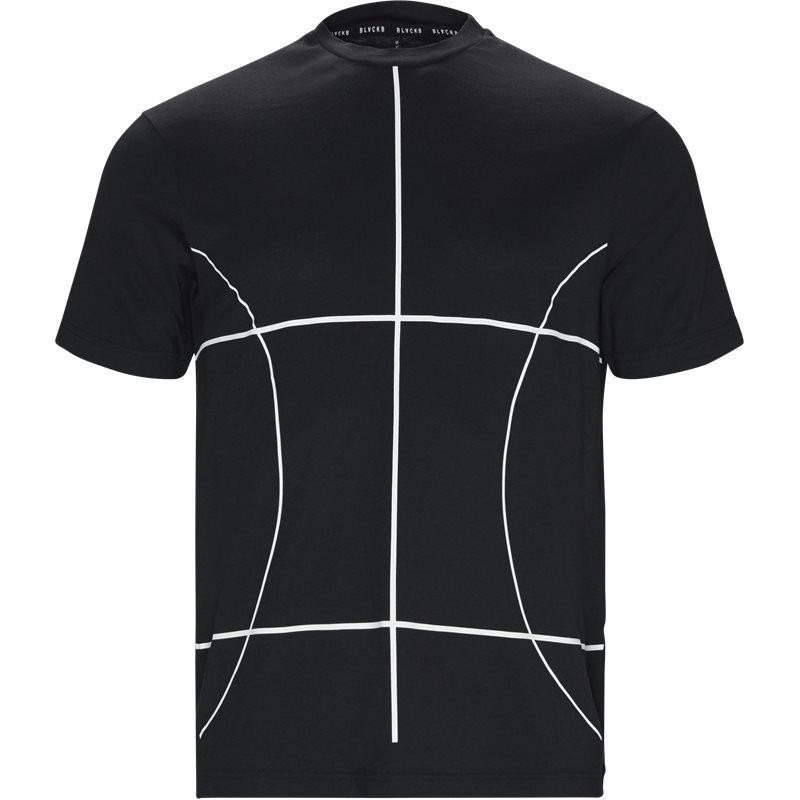 Billede af BLACKBARRETT Regular fit XJT 217 T-shirts Black