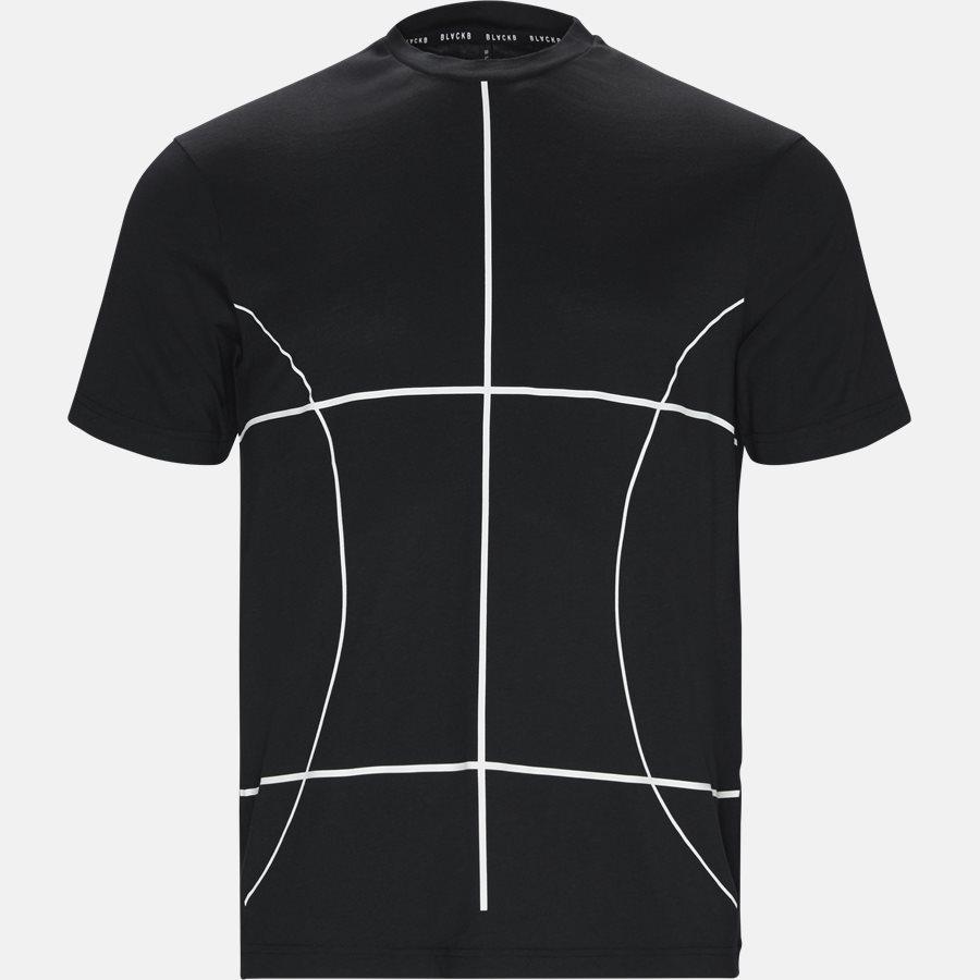 XJT 217 - T-shirts - Regular fit - BLACK - 1