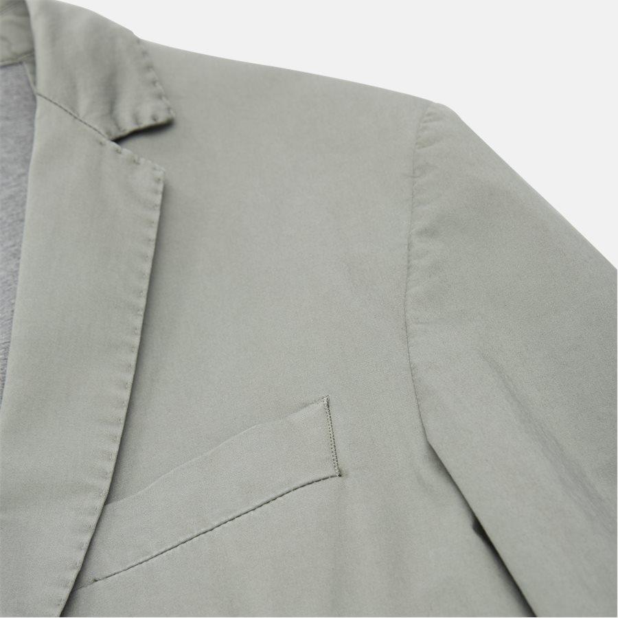 UJ546 C0083 PTD - Blazer - Slim - OLIVE - 4