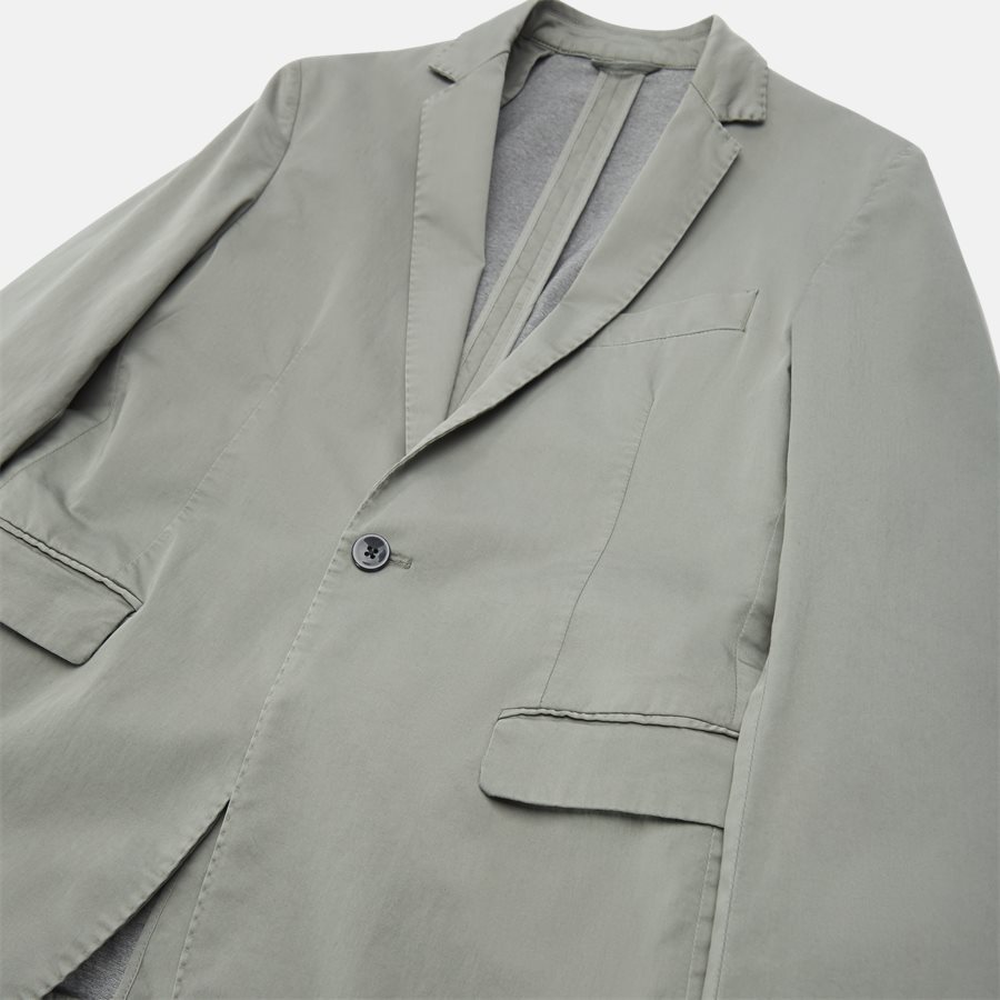 UJ546 C0083 PTD - Blazer - Slim - OLIVE - 6