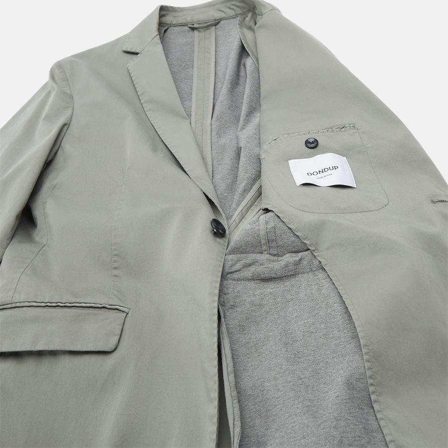 UJ546 C0083 PTD - Blazer - Slim - OLIVE - 8