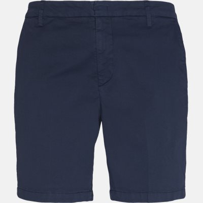 Regular fit | Shorts | Blå