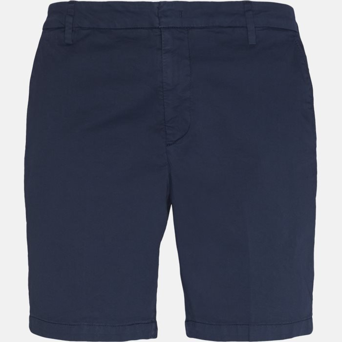 Shorts - Regular fit - Blue