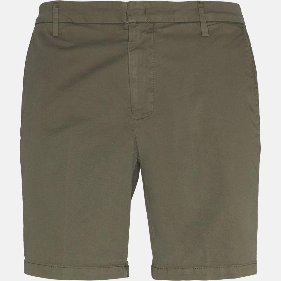 UP471 GS021 PTD - Shorts - Regular fit - OLIVE - 1