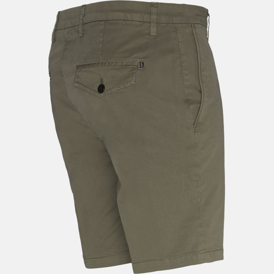 UP471 GS021 PTD - Shorts - Regular fit - OLIVE - 3