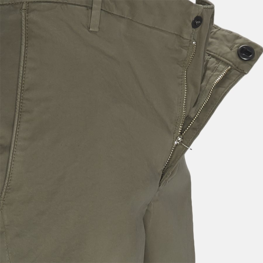 UP471 GS021 PTD - Shorts - Regular fit - OLIVE - 4