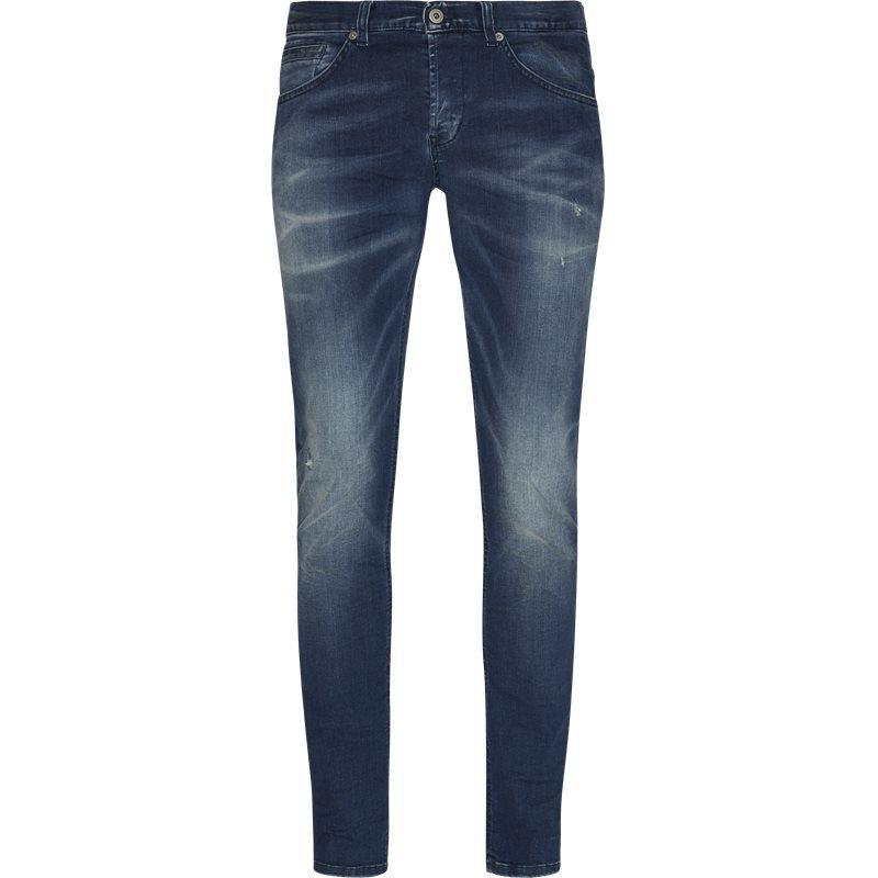 Billede af Dondup Skinny fit UP232 DS223 U53 Jeans Denim