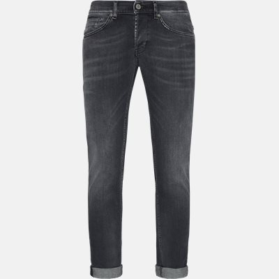 Skinny fit | Jeans | Grå