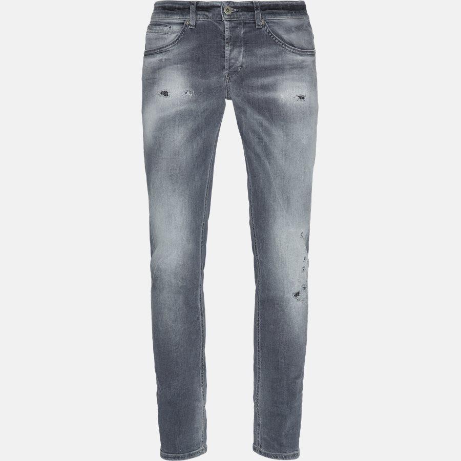 UP232 DS168 U57 - Jeans - Slim - GREY - 1