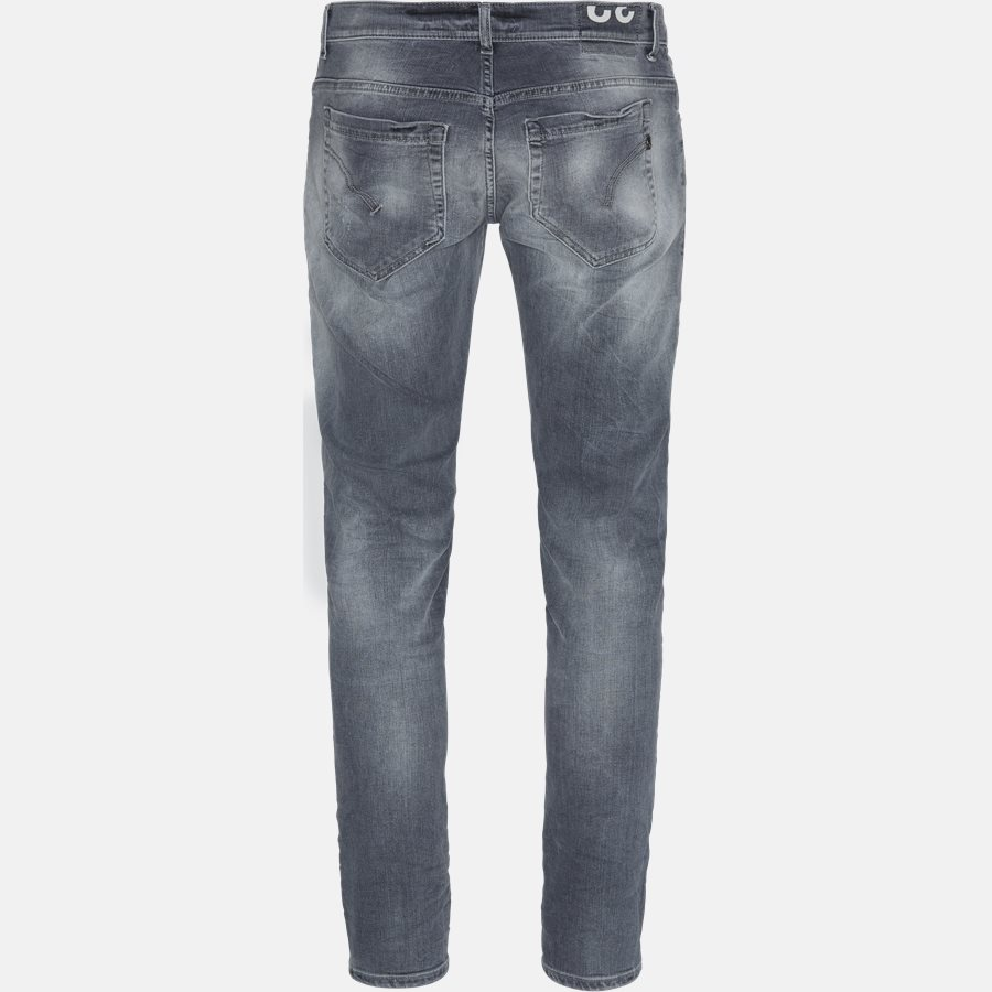UP232 DS168 U57 - Jeans - Slim - GREY - 2