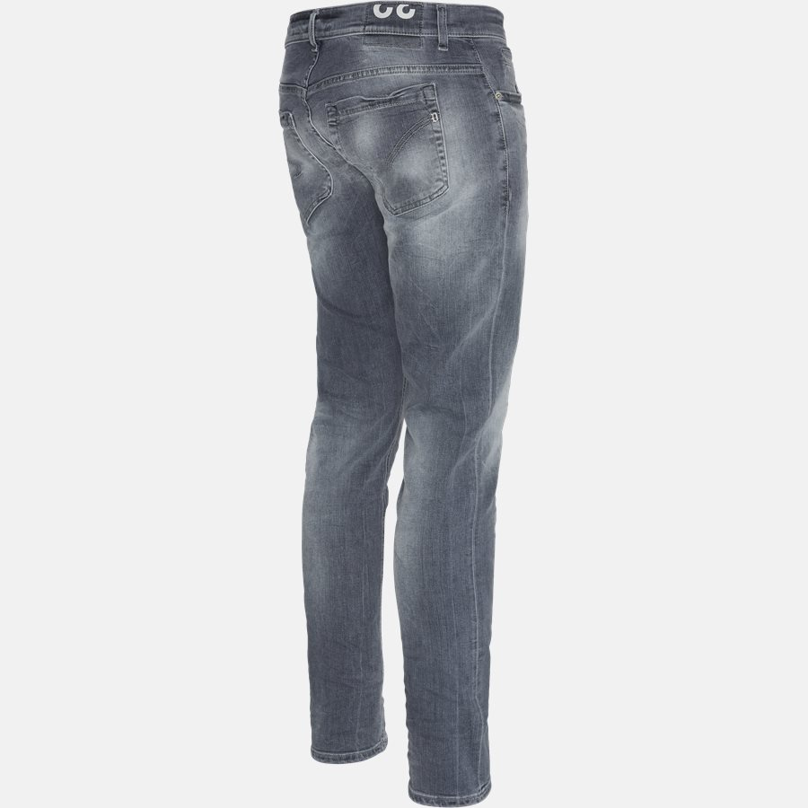 UP232 DS168 U57 - Jeans - Slim - GREY - 3