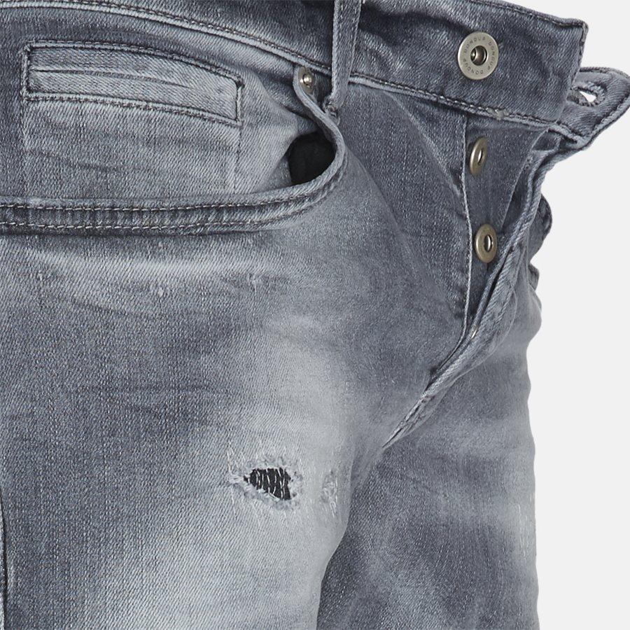 UP232 DS168 U57 - Jeans - Slim - GREY - 4