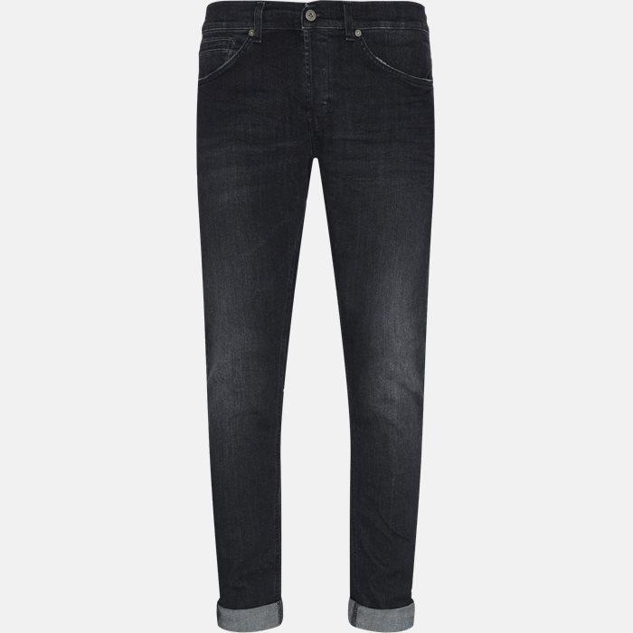 Jeans - Skinny fit - Black