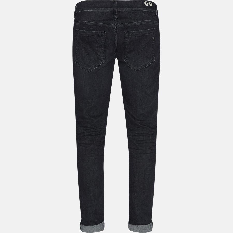 UP232 DS168 U60 - jeans - Jeans - Skinny fit - BLACK - 2