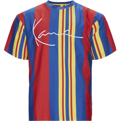 KK Signature Stripe Tee Regular | KK Signature Stripe Tee | Multi