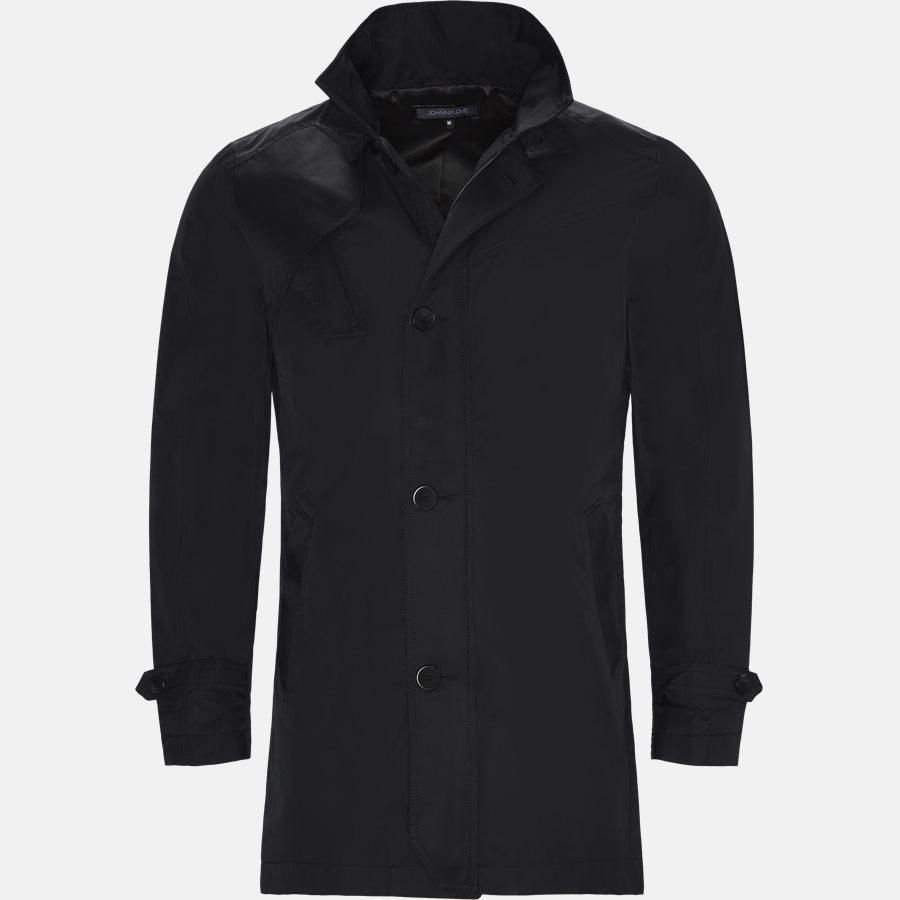 COHEN 001B - jakke - Jakker - Regular fit - BLACK - 1