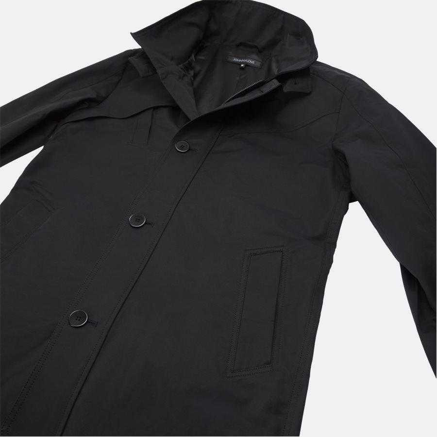 COHEN 001B - jakke - Jakker - Regular fit - BLACK - 5