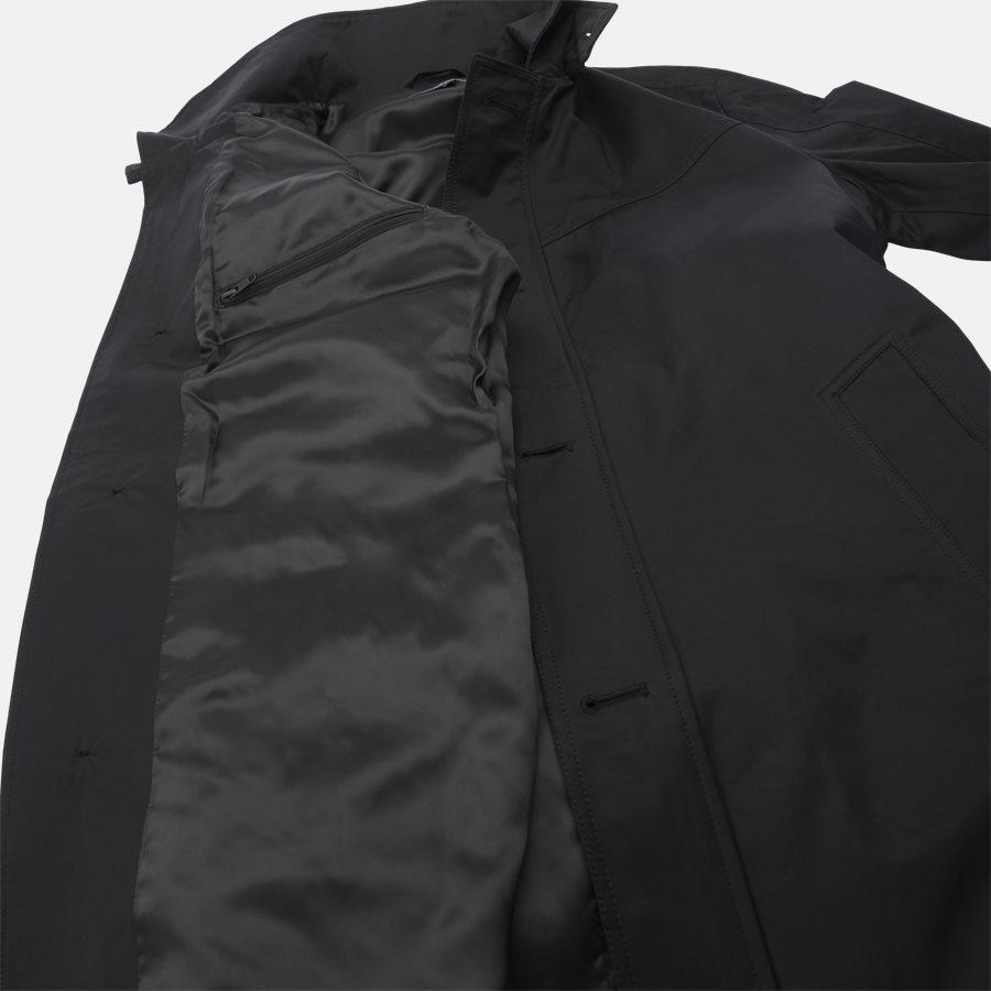 COHEN 001B - jakke - Jakker - Regular fit - BLACK - 8