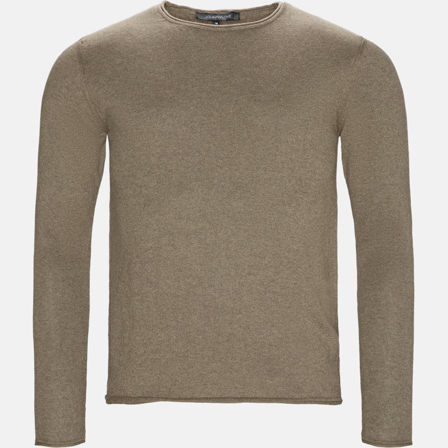 MARVIN 2019 - Strik - Strik - Regular fit - CAMEL - 1