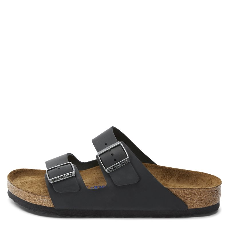 Image of   Birkenstock 752481 ARIZONA SFB Sko Black