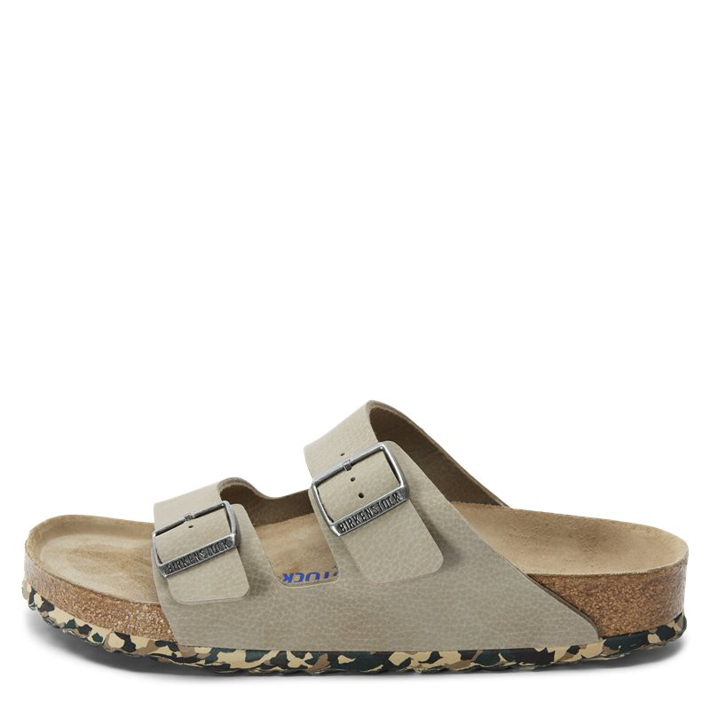 Image of Birkenstock 1013011 ARIZONA SFB Sko L.grey