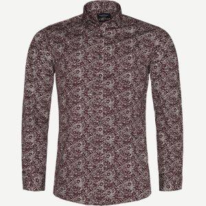 Modern fit   Shirts   Bordeaux