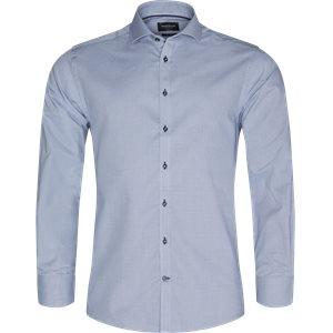 Pogba Skjorte Modern fit | Pogba Skjorte | Blå