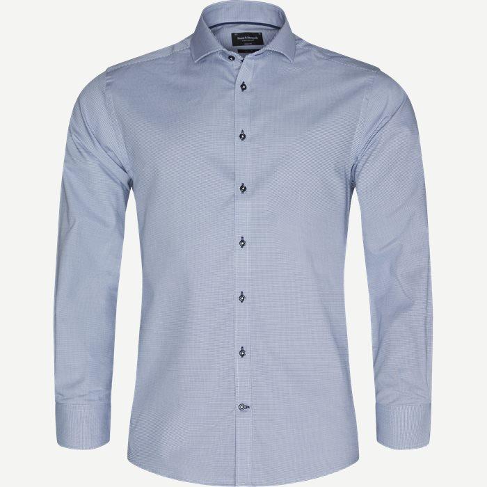 Pogba Skjorte - Skjorter - Modern fit - Blå