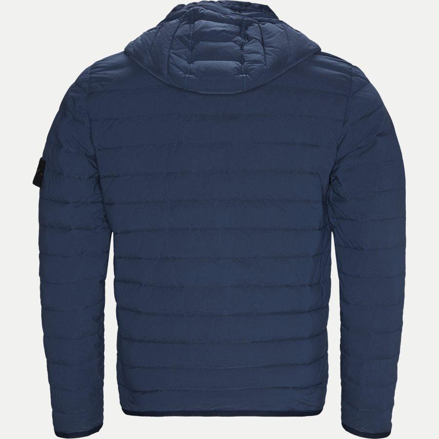 701543125 - Loom Woven Down Chambers Stretch Nylon Jacket - Jakker - Regular - DENIM - 2