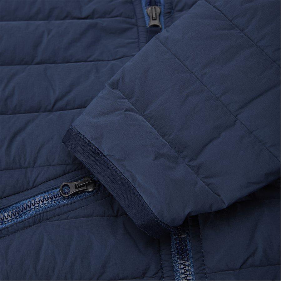 701543125 - Loom Woven Down Chambers Stretch Nylon Jacket - Jakker - Regular - DENIM - 8