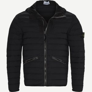 Loom Woven Down Chambers Stretch Nylon Jacket Regular | Loom Woven Down Chambers Stretch Nylon Jacket | Sort
