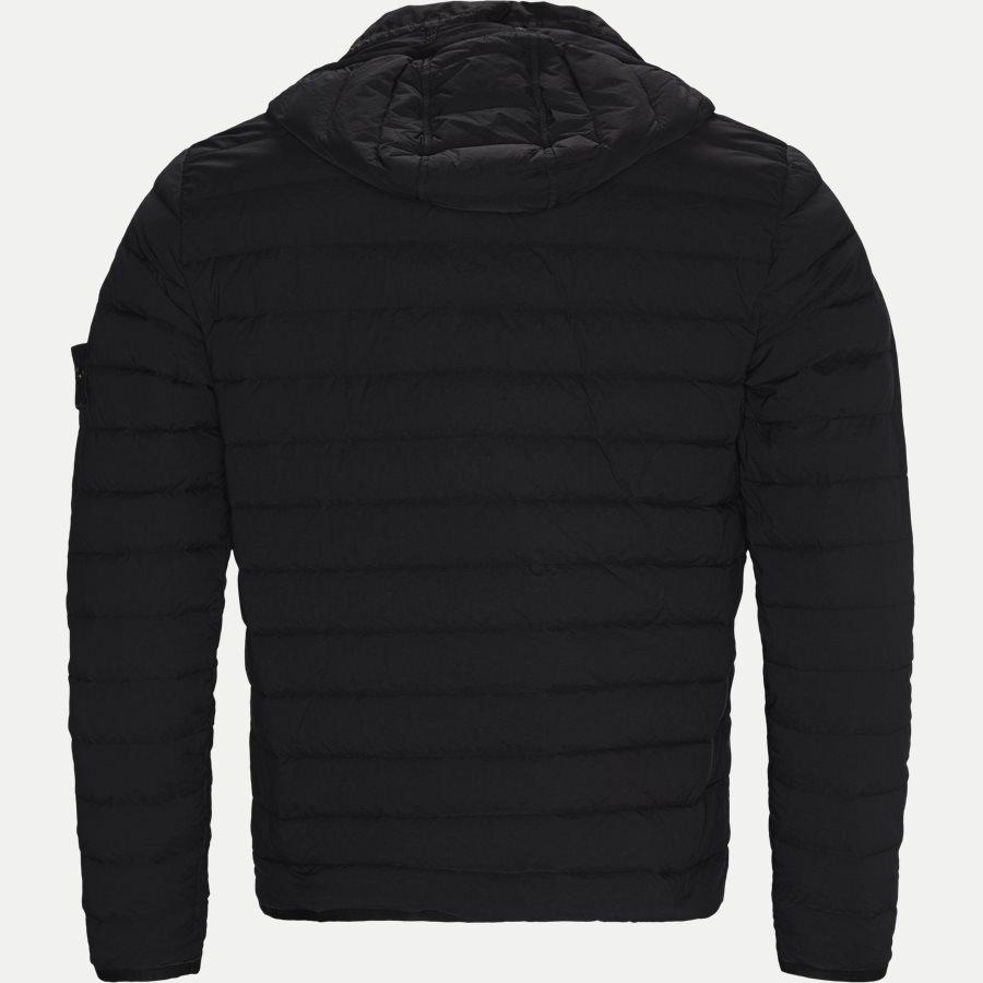 701543125 - Loom Woven Down Chambers Stretch Nylon Jacket - Jakker - Regular - SORT - 2