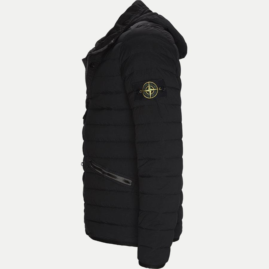 701543125 - Loom Woven Down Chambers Stretch Nylon Jacket - Jakker - Regular - SORT - 3