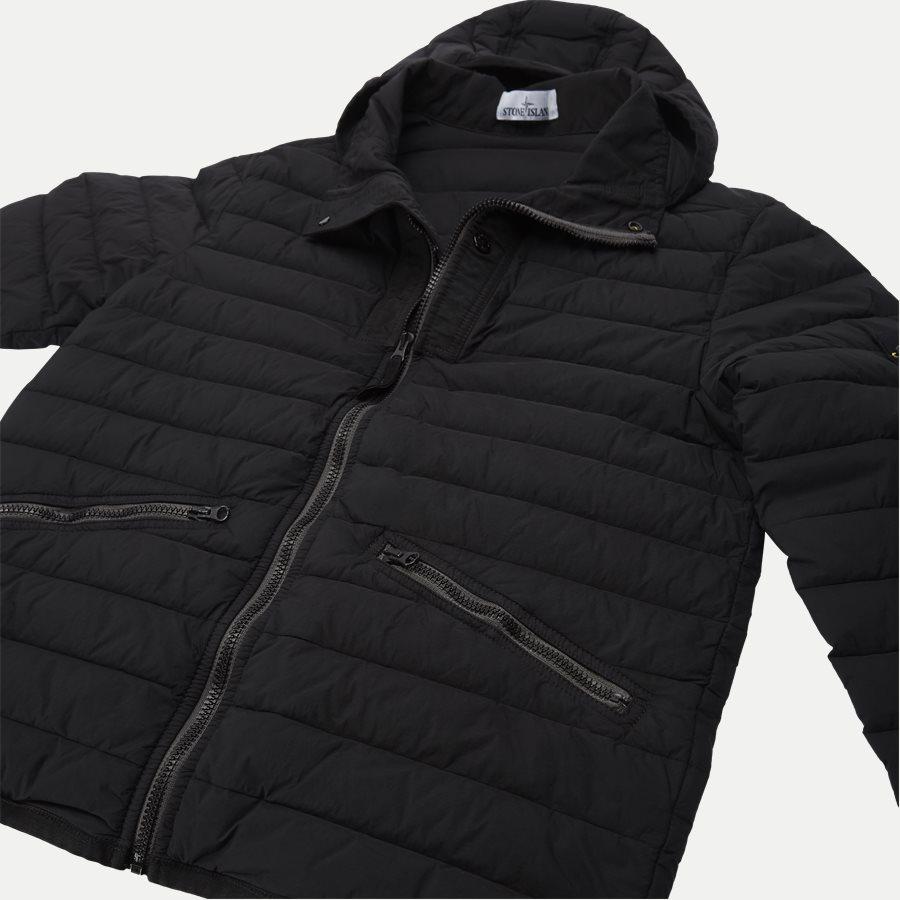 701543125 - Loom Woven Down Chambers Stretch Nylon Jacket - Jakker - Regular - SORT - 6