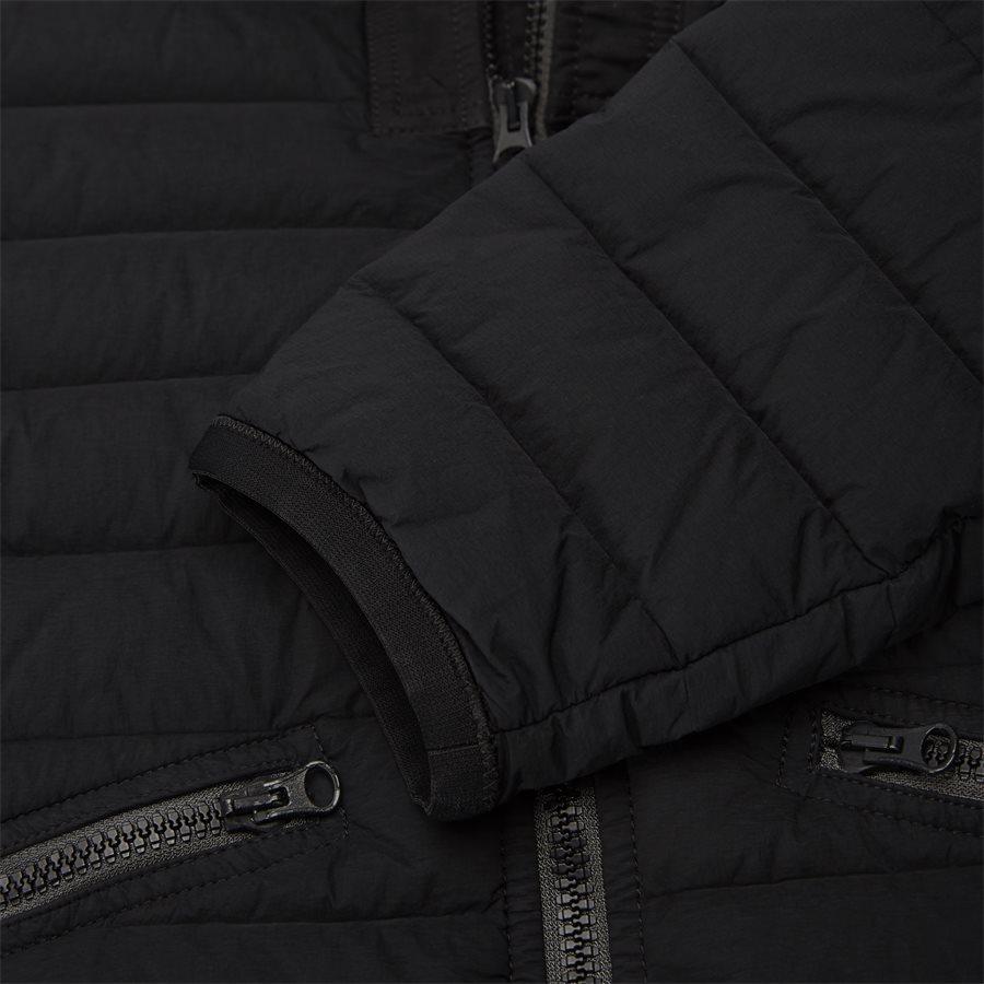 701543125 - Loom Woven Down Chambers Stretch Nylon Jacket - Jakker - Regular - SORT - 8