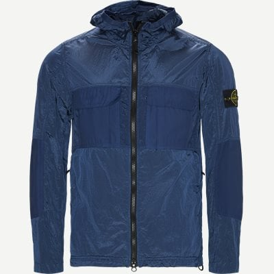 Nylon Metal Watro Ripstop Jacket Regular | Nylon Metal Watro Ripstop Jacket | Blå