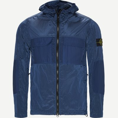 Nylon Metal Watro Ripstop Jacket Regular | Nylon Metal Watro Ripstop Jacket | Blå
