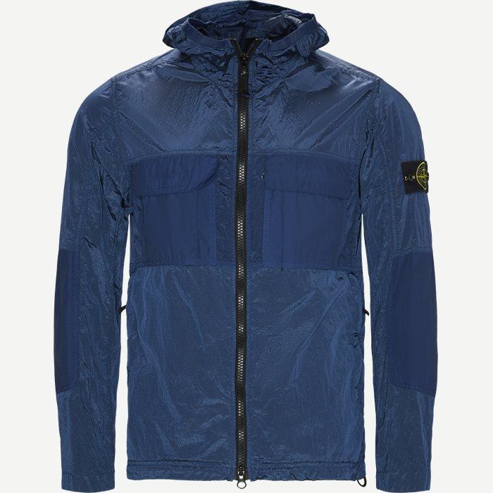 Nylon Metal Watro Ripstop Jacket - Jakker - Regular - Blå