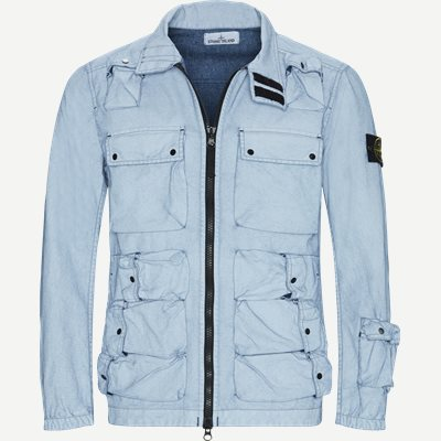 Canvas Jacket Regular | Canvas Jacket | Denim