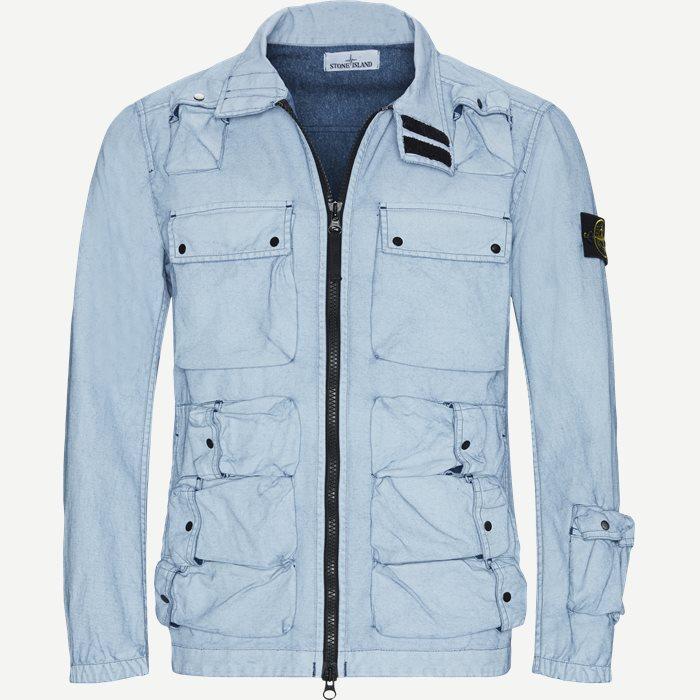Canvas Jacket - Jakker - Regular - Denim