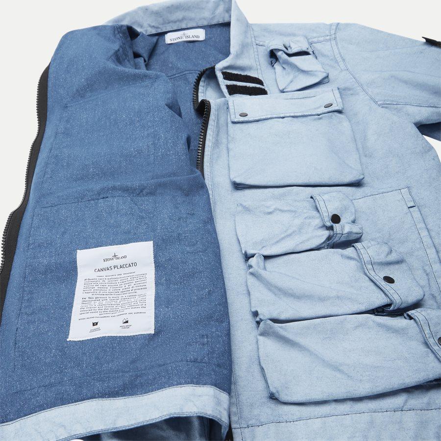 701543764 - Canvas Jacket - Jakker - Regular - DENIM - 11