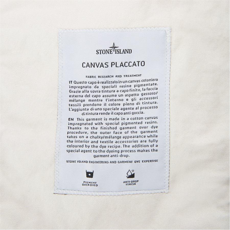 701543764 - Canvas Jacket - Jakker - Regular - HVID - 12
