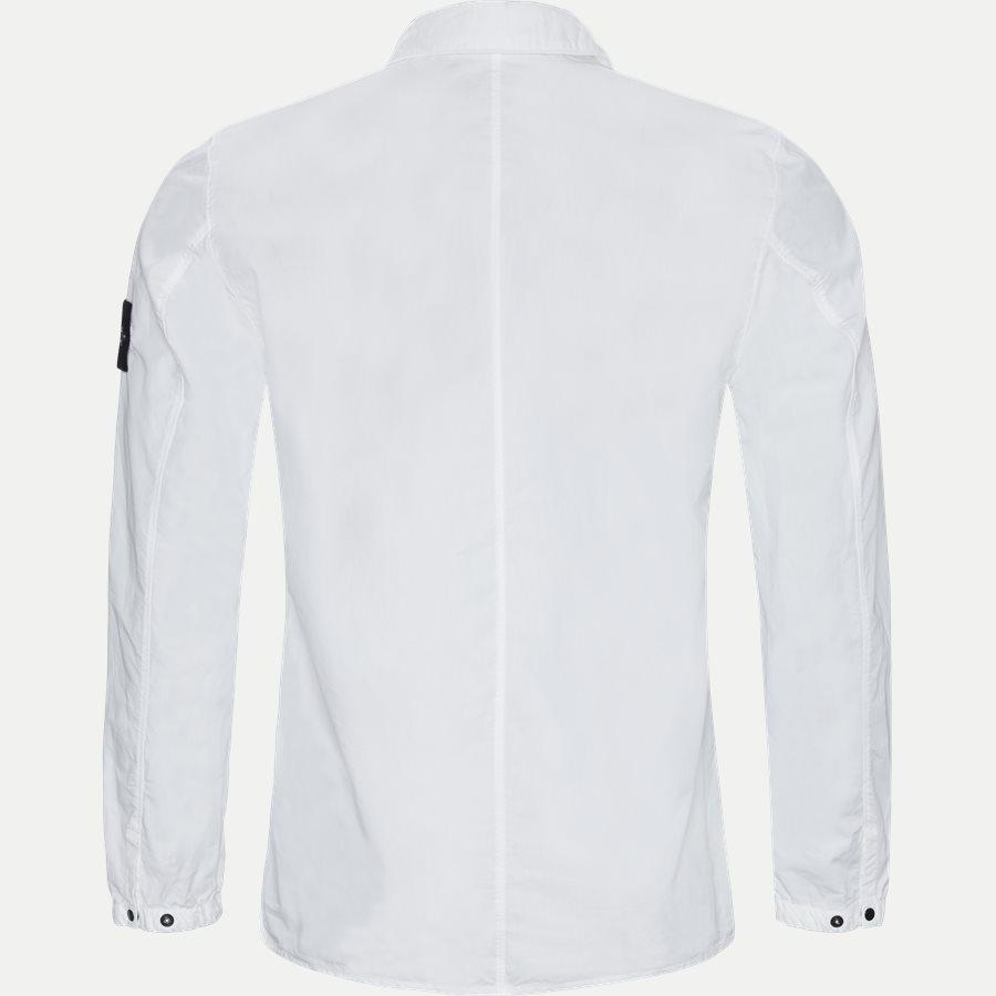 701513108 - Full Zip Skjorte  - Skjorter - Regular - HVID - 2