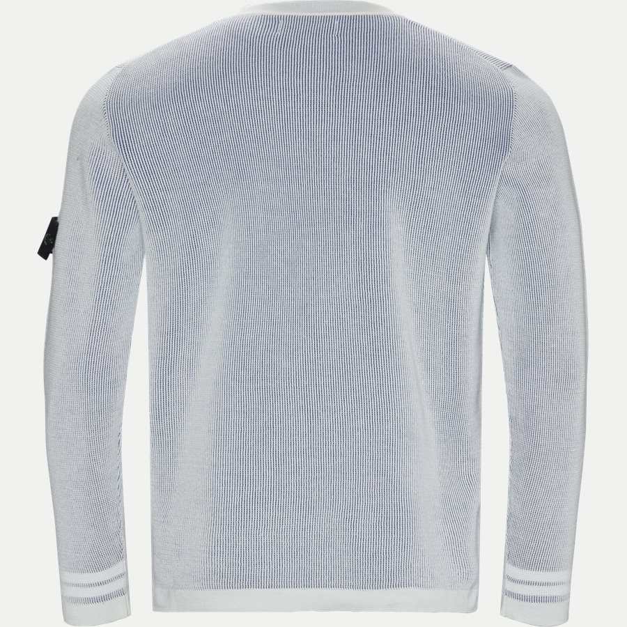 7015554A7 - Sweatshirt - Strik - Regular - HVID - 2