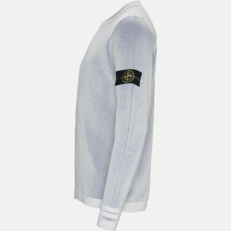 7015554A7 - Sweatshirt - Strik - Regular - HVID - 3