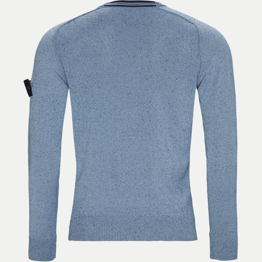 7015545A6 - Crew Neck Striktrøje - Strik - Regular - NAVY - 2