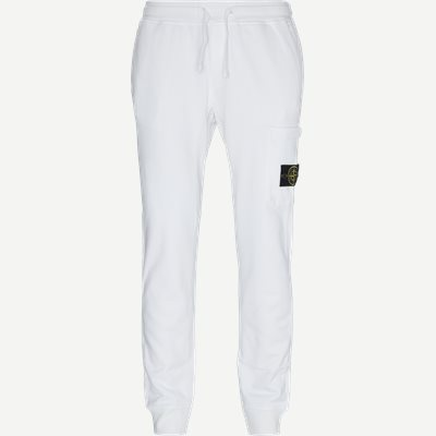 Fleece Sweatpants Regular | Fleece Sweatpants | Hvid