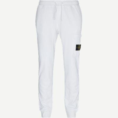 Fleece Sweatpants Regular   Fleece Sweatpants   Hvid